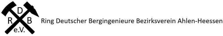 Ring Deutscher Bergingenieure BV Ahlen Heessen